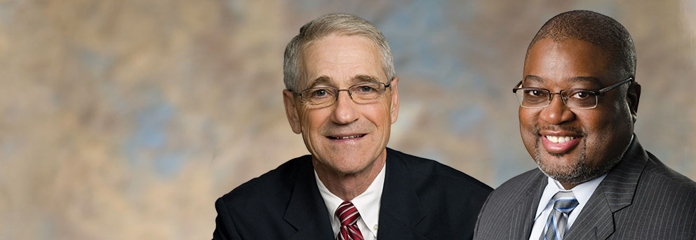 David C. Mills, Chair, Board of Trustees | William C. Bell, President and CEO