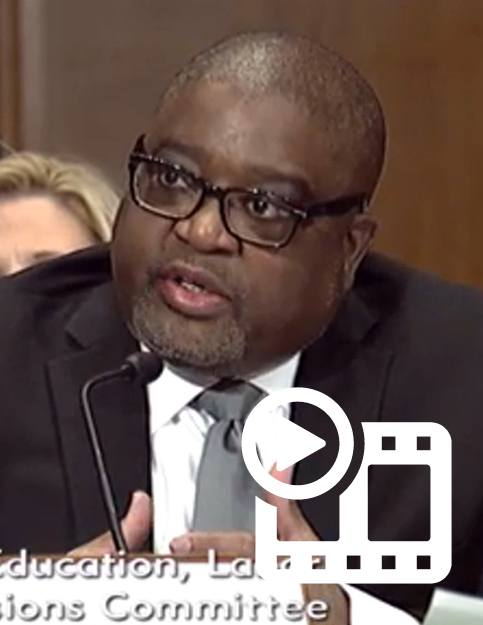 Dr. William C. Bell testifies on Family First Prevention Services Act, other family supports